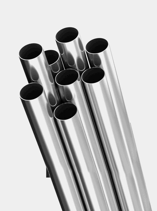 Stainless steel TIG welded tubes