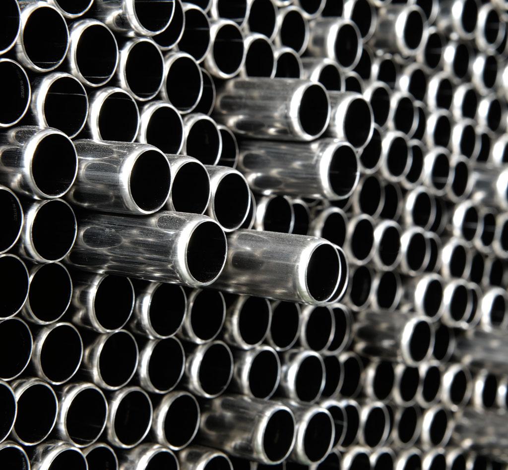 Tubi in acciaio inox elettrosaldati